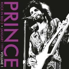 Prince : Rock In Rio - Vol 1 LP
