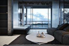 House at the Lake by Igor Sirotov Architect
