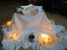 Maria Lichtmis ritueel