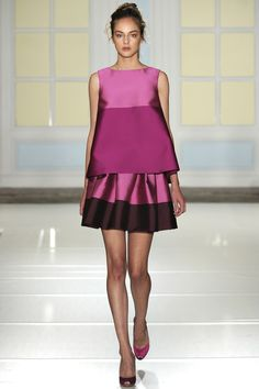 The Trend Report  Spring Summer 2014 (Vogue.com UK) Moda Londinese bed9674df556