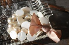 Pearl bracelet chunky pearl bracelet with by thepaisleymoon