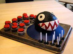 Awesome for a Mobile Video Game Party!