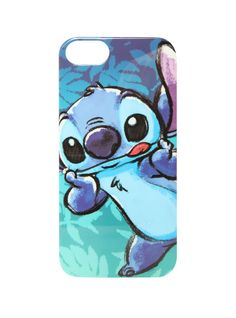 Disney Lilo Stitch Sketch iPhone 5/5S Case