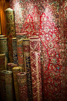 fabric in a shop in Kusadasi, Turkey Kusadasi, Marmaris, Istanbul, Detail Architecture, Carpet Shops, Turkish Art, Magic Carpet, Byzantine, Persian Rug