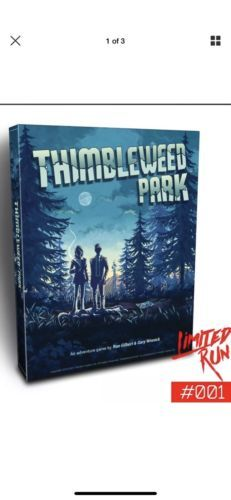 Thimbleweed Park Big Box Edition Nintendo Switch Limited Run 001 PRE-ORDER: $150.00 End Date: Monday Apr-9-2018 14:51:13 PDT Buy It Now for…