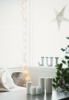 God jul... Swedish Christmas, Noel Christmas, Scandinavian Christmas, Winter Christmas, Xmas, Decoration Christmas, Holiday Decor, Advent, Boho Deco