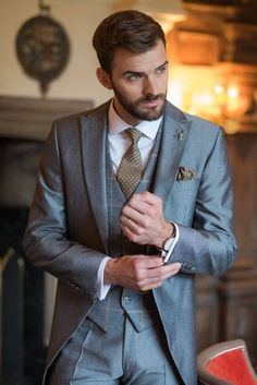 Whitfield & Ward is a one-stop shop for both men's suit hire and bespoke tailoring services, offering a personal experience from start to finish. Wedding Morning Suits, Wedding Suit Hire, Wedding Attire, Bespoke Suit, Bespoke Tailoring, Mens Fashion Suits, Mens Suits, Men's Fashion, Fashion Decor