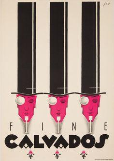 Noël Fontanet. Calvados. 1930
