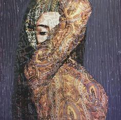 الفنانه السعوديه فاطمه النمر