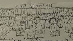"Essay on Library in Hindi Language In 400 Words Essay on Library in Hindi Language In 400 Words Hindi Essay on ""Pustkalaya ka Mahatav पुस्तकालय पर निबंध Essay On Library, Language, Words, Language Arts, Horse"