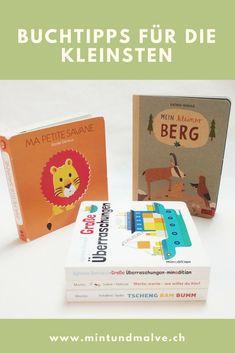 Fünf Bilderbücher für Kinder ab 1 Jahr, die aus der Masse herausstechen. #pappbilderbücher #kinderbücher #buchtipps #kinderbrauchenbücher #moritzverlag #editionmilan #minedition #beltz Some Games, Kidsroom, Happy Kids, Keep It Cleaner, Say Hello, Games For Kids, Kids Learning, Books To Read, Writing