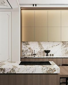 Classic Interior Design, Kitchen Design, Design My Kitchen, Kitchen Inspirations, Modern Kitchen, Master Bedroom Interior, Kitchen Interior, Kitchen Furniture Design, Apartment Kitchen