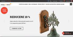 Un website care te vrajeste cu fiecare click. VreaudinLemn este un magazin online cu cele mai creative si mai elegante piese de mobilier din lemn. Web Design Projects, Mai, Decorative Bells, Website, Blog, Home Decor, Homemade Home Decor, Interior Design, Home Interior Design
