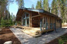 Villa Heijastus, Härkäniemen Tuvat, Mikkeli, Finland