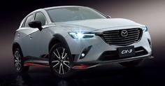 Mazda Presents New Accessory Packs For CX-5 And CX-3 #Mazda #Mazda_CX_3