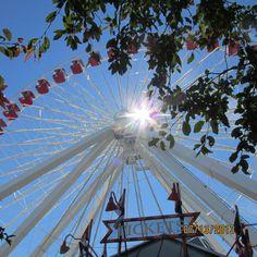 Ferris Wheel at Navy Pier in Chicago