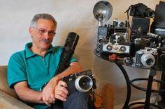 """Exposição """"Câmeras Fotográficas Analógicas""""  http://catracalivre.folha.uol.com.br/2012/04/%E2%80%9Ccameras-fotograficas-analogicas-de-1920-a-2000%E2%80%9D-no-sesc-vila-mariana/"""