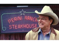 The best food is in Texas!  There's no better road trip from DFW than to visit the Perini Ranch Steakhouse in Buffalo Gap.  OMG.