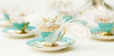 Inspired by These Fall inspired Wedding Tea Time - Inspired By This