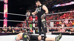 'WWE Raw' Recap: Kevin Owens Fights! WWE  #WWE