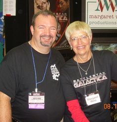 Margret Weis & Tracy Hickman