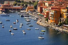Attractions in Villefranche-sur-Mer Villefranche Sur Mer, Graphic Design Tutorials, South Of France, Hotels And Resorts, Trip Advisor, Attraction, Stock Photos, Travel, Boats