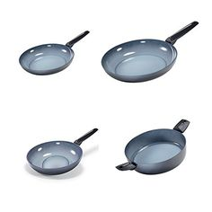 Moneta Azul Gres Fry Pan 85 13 Wok 115 and Saut Casserole 103 qt * See this great image @