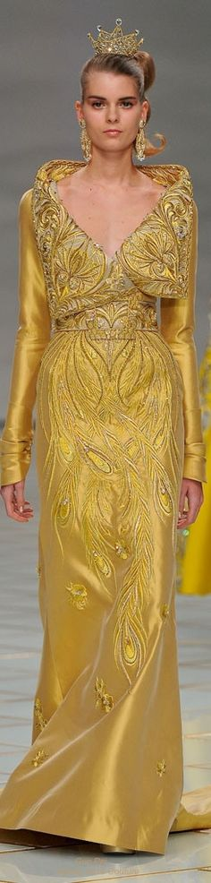 Guo Pei Spring 2016 Couture