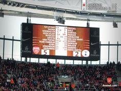 Arsenal 5-2 Spurs