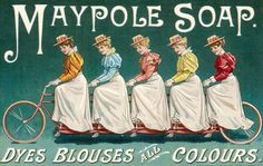 This is a vintage Maypole Soap advertisement made new to look vintage. Great for nostalgic vintage advertiser collectors. Vintage Advertising Posters, Advertising Signs, Vintage Advertisements, Vintage Posters, Retro Posters, Retro Ads, Vintage Labels, Vintage Ephemera, Vintage Ads