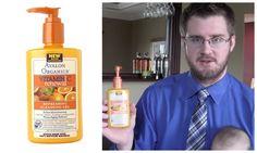 Avalon Organics Vitamin C Renewal Gel Cleanser Review