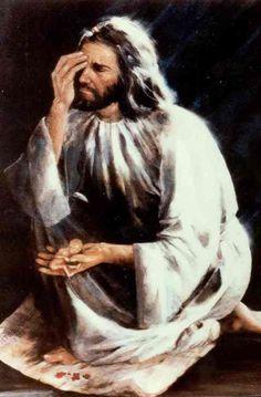 Jesus cries over abortion