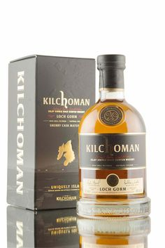The 2017 Loch Gorm from Kilchoman distillery, the oldest release from the Loch Gorm series to date. Always a popular annual release, the whisky has been created from Islay spirit exclusively matured in Oloroso sherry butts since 2009.