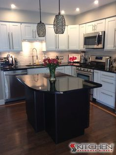 Deerfield Shaker Cabients - contemporary - kitchen cabinets - other metro - Kitchen Resource Direct
