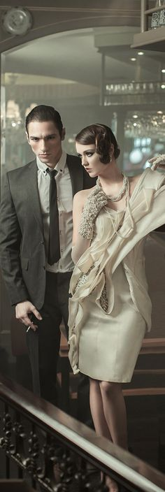 Gatsby by Raja Siregar (Now just give those poor mannequins a sammich!)