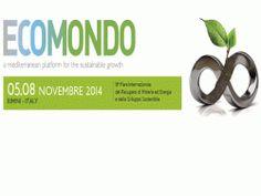 Ecomondo 2014: la fiera su misura delle imprese a Rimini Fiera, dal 5 all´8 novembre