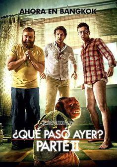 ver Que Paso Ayer 2 (Resacon 2) 2011 online descargar HD gratis español latino subtitulada