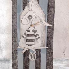 Il Lungomare di Maremosso #missdonkey #illustrazione #illustratiogram #ceciliacavallini