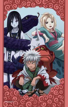 Three Legendary Sannin