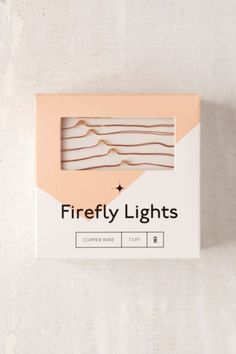 Firefly Battery Powered String Lights - Urban Outfitters  7.5', $14