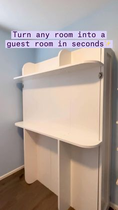 Murphy Bed Kits, Best Murphy Bed, Murphy Beds, Condo Living, Tiny Living, Lori Walls, Guest Bedroom Office, Guest Room, Home Office Organization