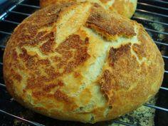Cozinha Ousada: Pão Toscano