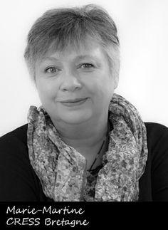 Marie Martine Lips, présidente militante de la CRESS Bretagne
