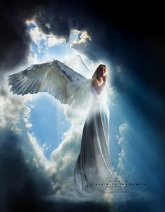 88a003633 A gentle Angels is always there. To Cidade hey clouds away. And bring you