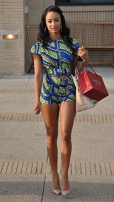 could you wear this as well as she did?