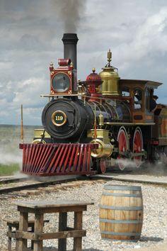 Hard-working summarized model train vintage Visit our Old Steam Train, Bonde, Train Art, Train Pictures, Old Trains, Train Engines, Model Train Layouts, Steam Engine, Steam Locomotive