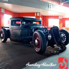 from the Bo Huff hot rod car show a while back www.sundayslacker.com