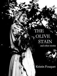 The Olive Stain print book cover
