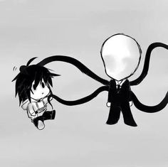 Jeff and slender