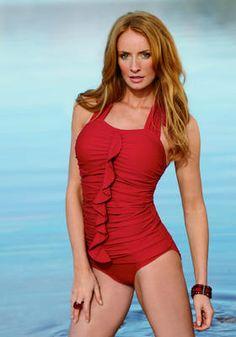 Love this swimsuit...